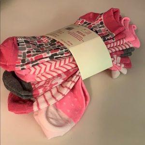 Women's shortie socks—new 6 pairs